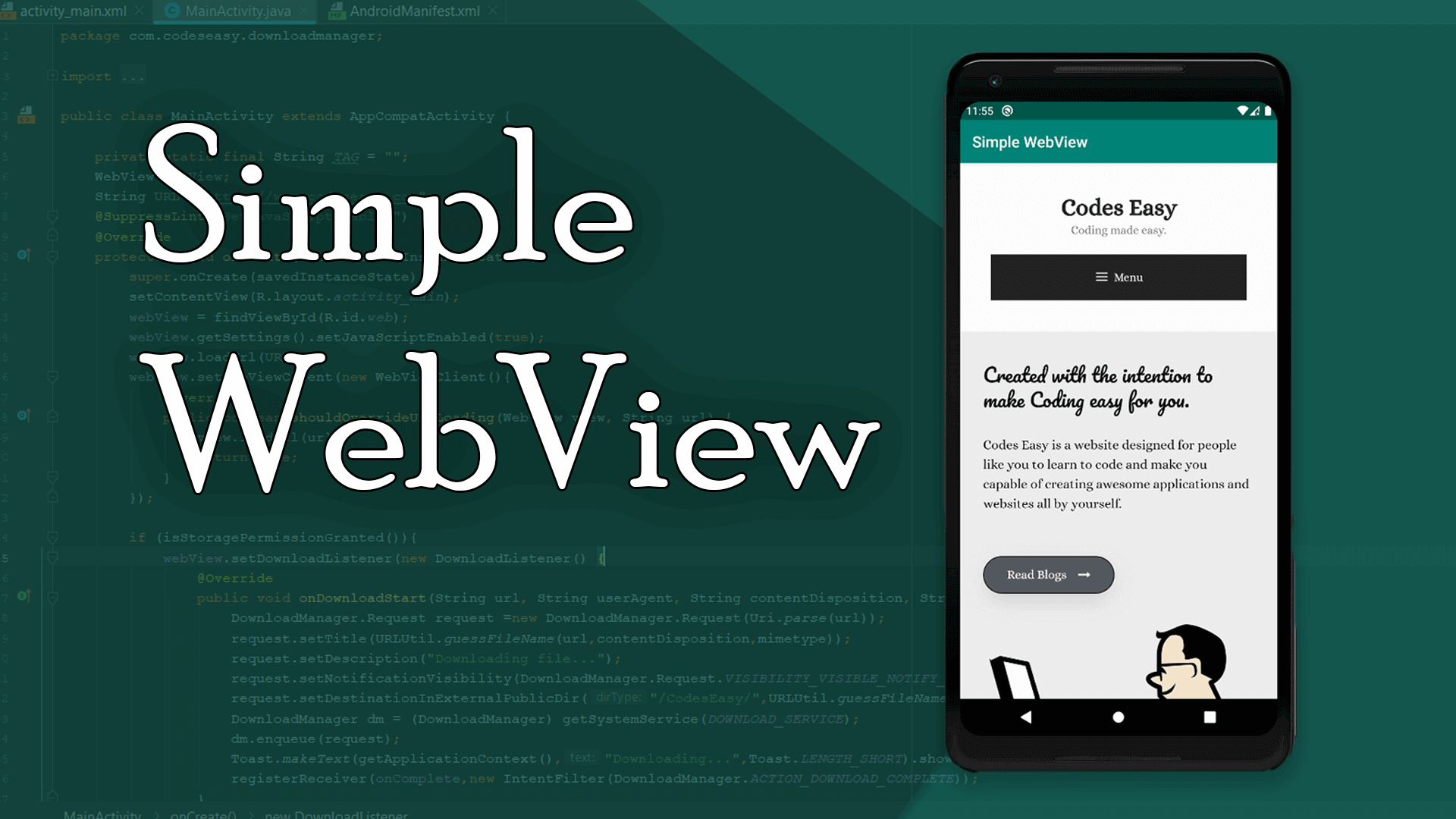 Simple WebView
